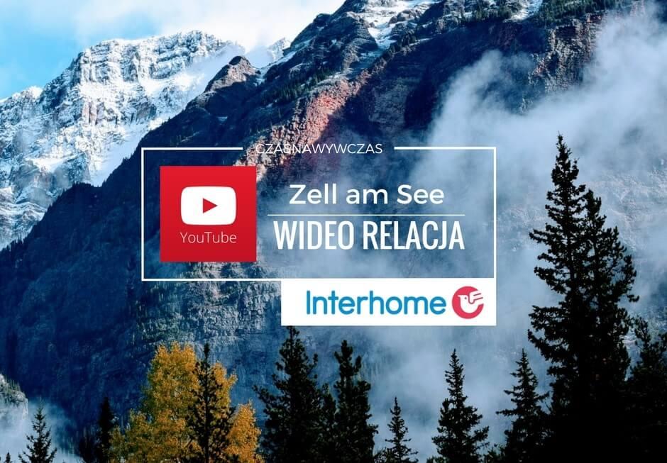 Wyjazd na nartrt- Zell am See i Kaprun - relacja wideo
