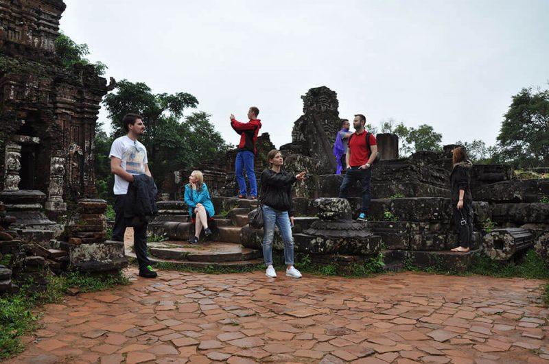 My son - świątynie - Wietnam