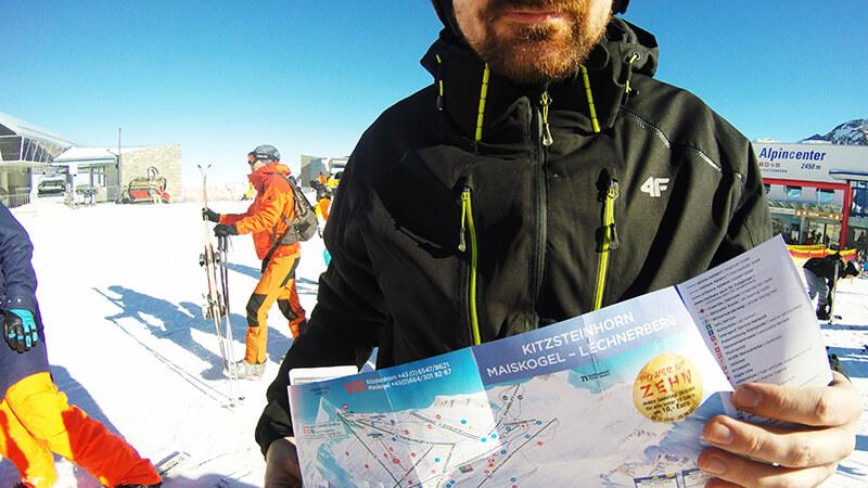 Wyjazd na narty do Austrii kaprun kitzsteinhorn