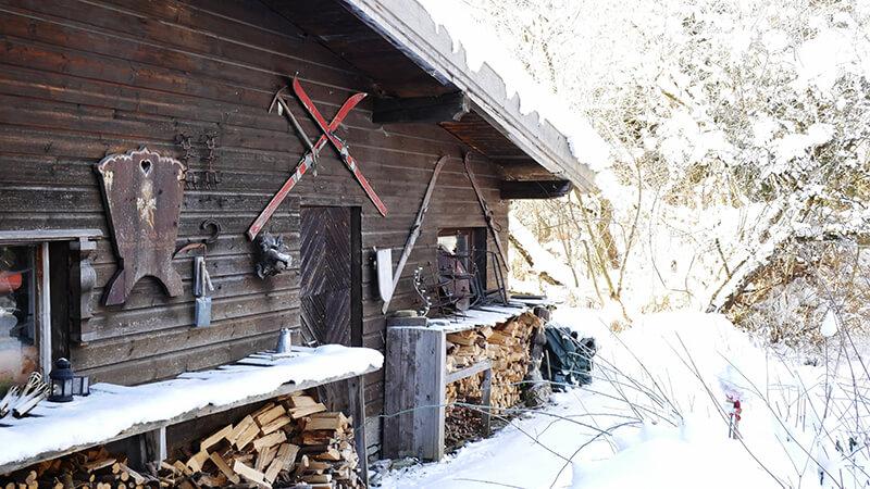 Górski domek w Austrii Zell am See
