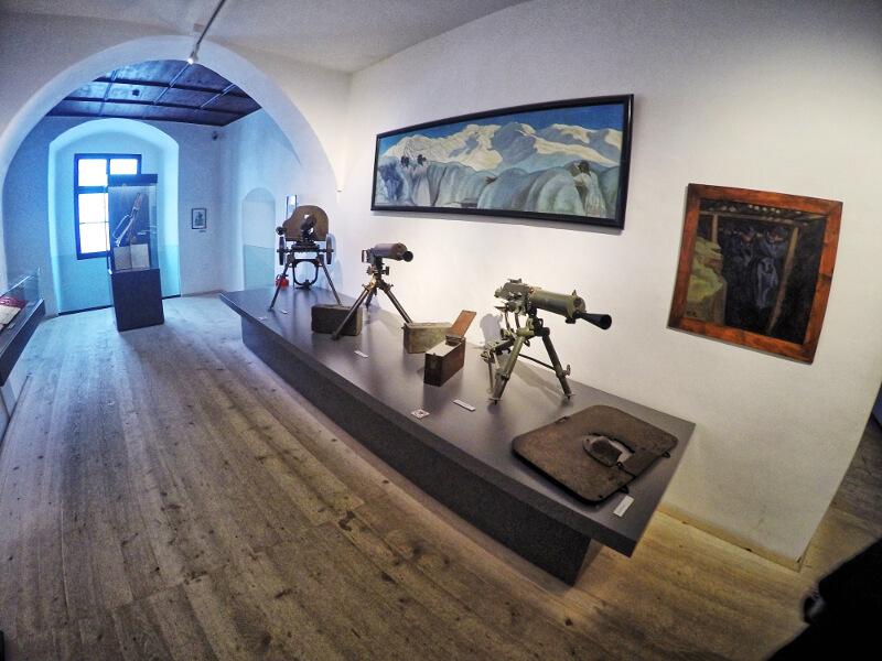 Wystawa zamek w Salzburgu - wycieczka