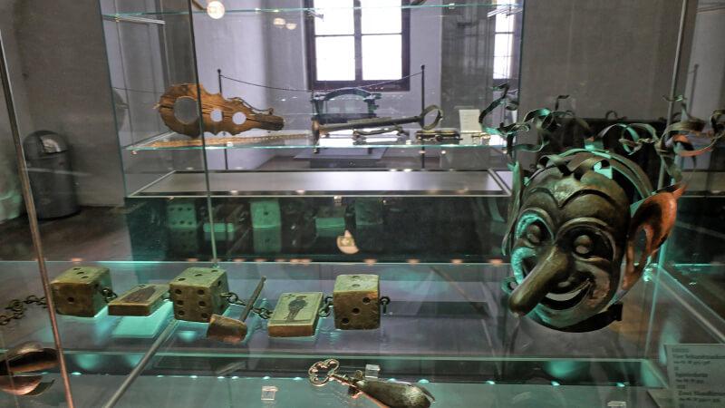 Hohensalzburg wystawa - zwiedzanie Salzburga