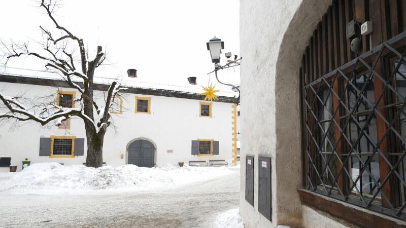 Hohensalzburg - Zwiedzanie Salzburga