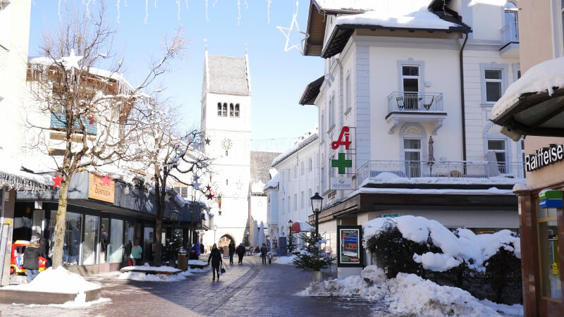 Zell am See Centrum