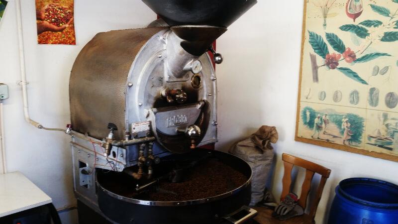 Maszyna do produkcji kawy