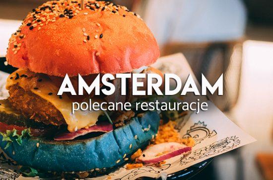 gdzie zjeść w amsterdamie