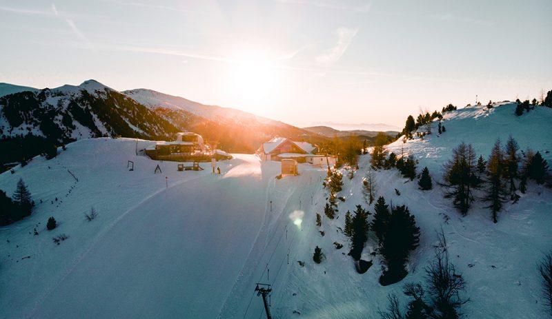 turracher hohe stoki narciarskie