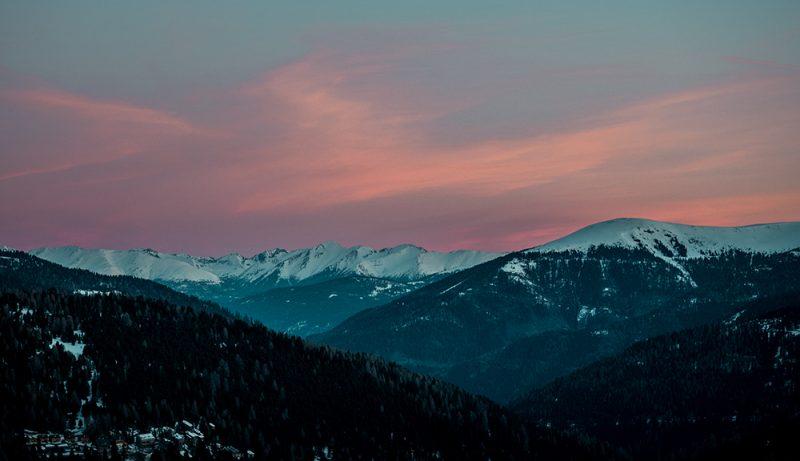 najlepsze stoki narciarskie w Austrii