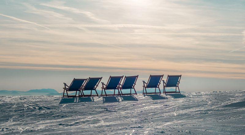 Najlepsze resorty narciarskie Austria