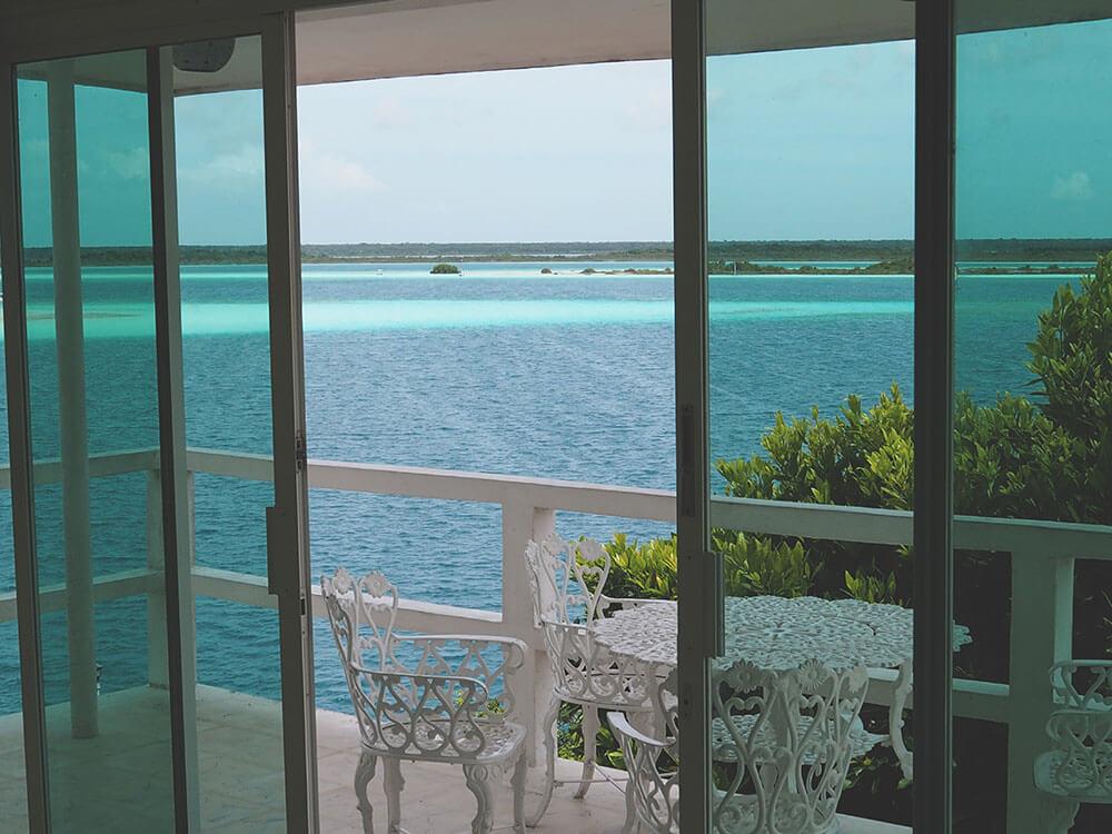 hotel laguna beach w bacalar