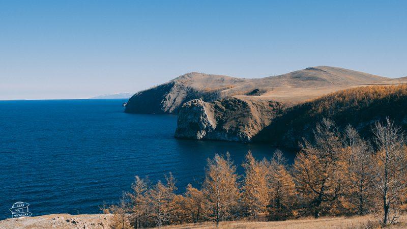 wyspa olchon - atrakcje Bajkału