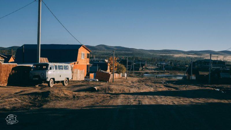 Zwiedzanie-Bajkal
