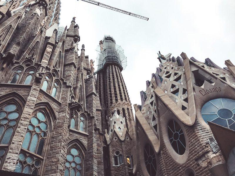 Sagrada Familia architektura