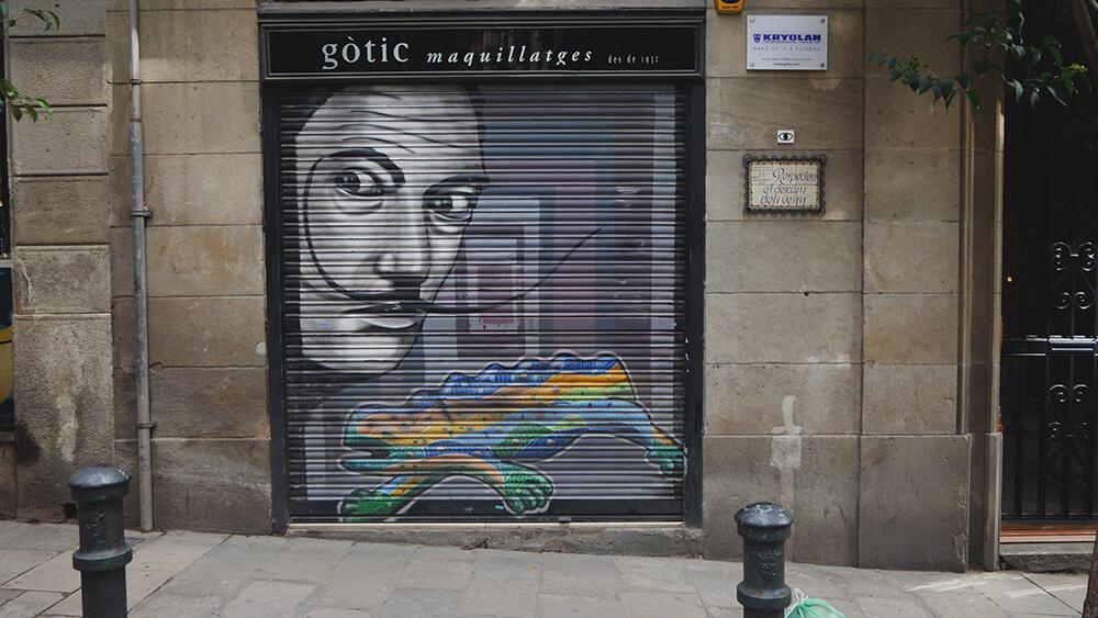 Salvador-Dali-rysunek