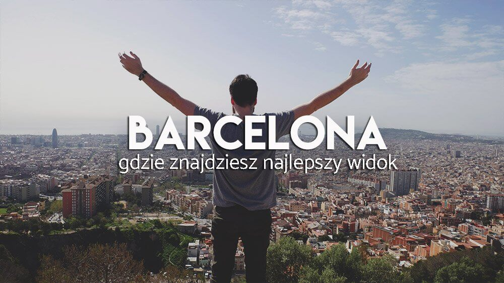 Barcelona-panorama