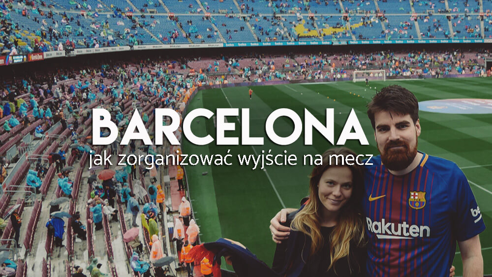 mecz fcb barcelona