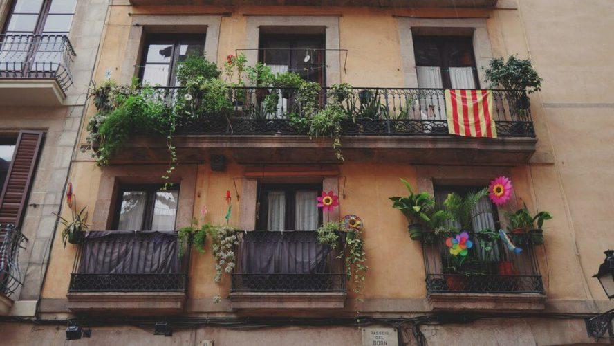 Barcelona-ulice