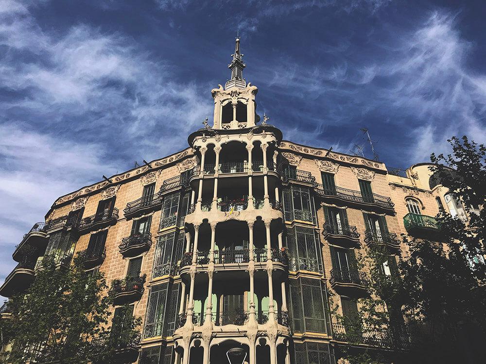 barcelona-budynki