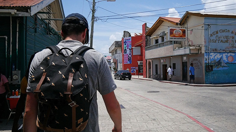 Ulice Belize City