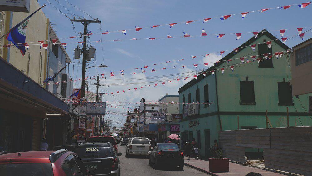queens-street-belize