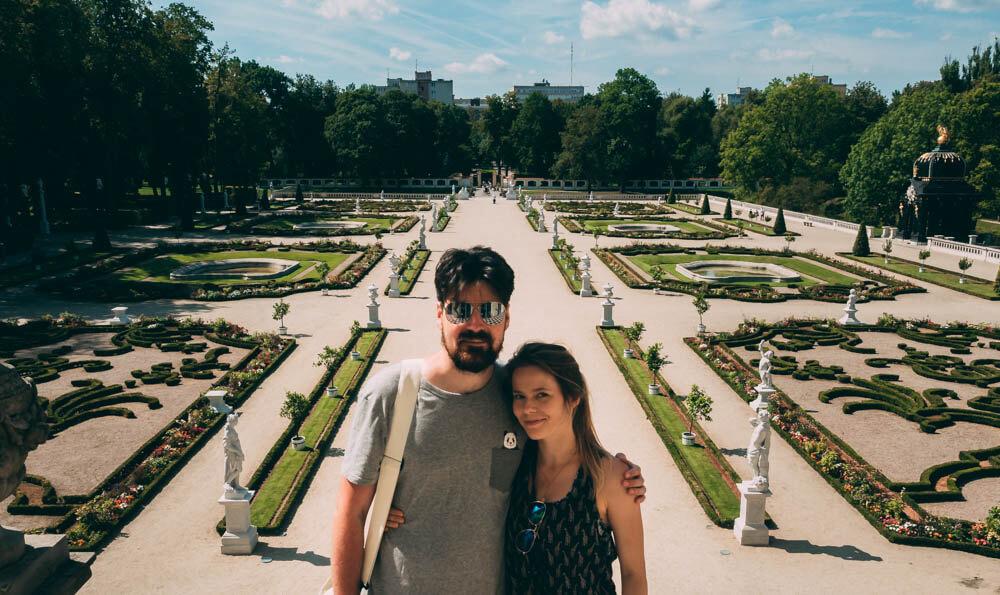 Pałac i ogrody Branickich