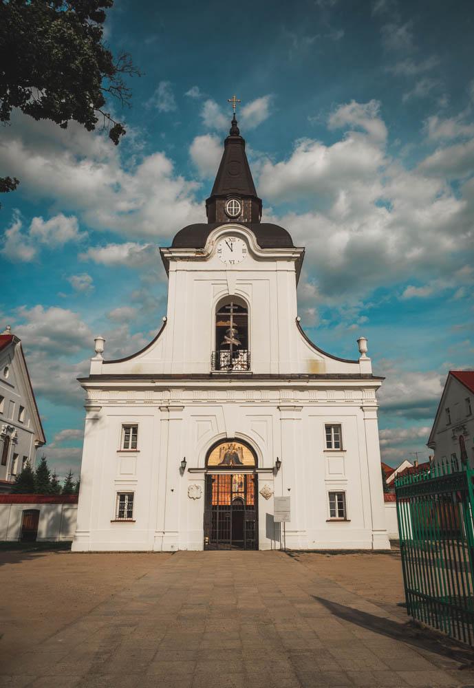 Supraśl klasztor