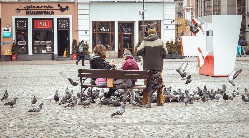 ulice Bydgoszczy