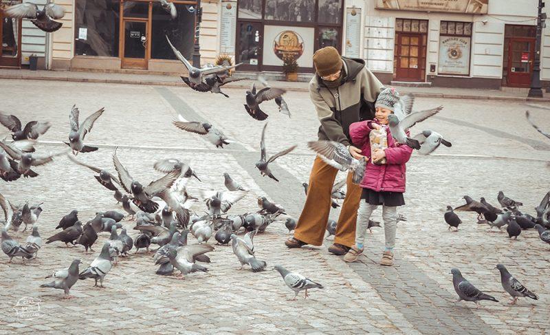 Ulice Bydgoszczy - rynek