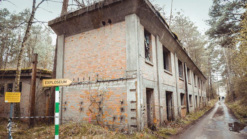exploseum - Bydgoszcz atrakcje