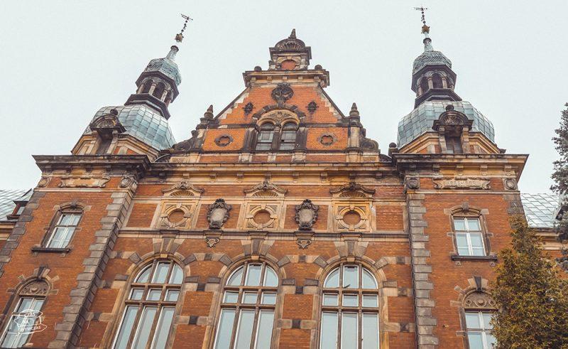 Budynki w Bydgoszczy
