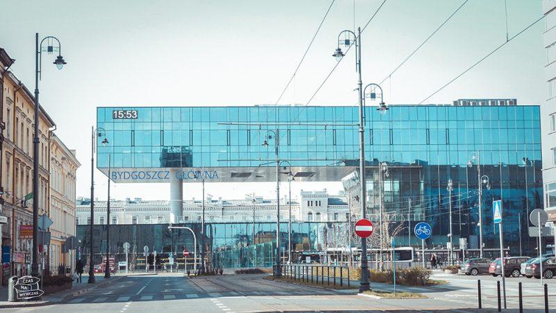 stacja kolejowa Bydgoszcz