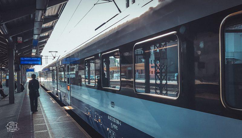 Pociąg do Bydgoszczy
