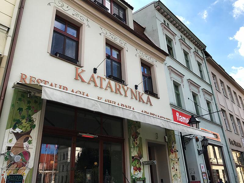 Apartamenty Katarynka - Bydgoszcz