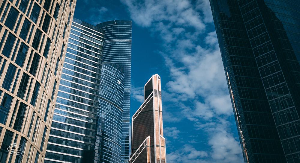 centrum biznesowe w Moskwie