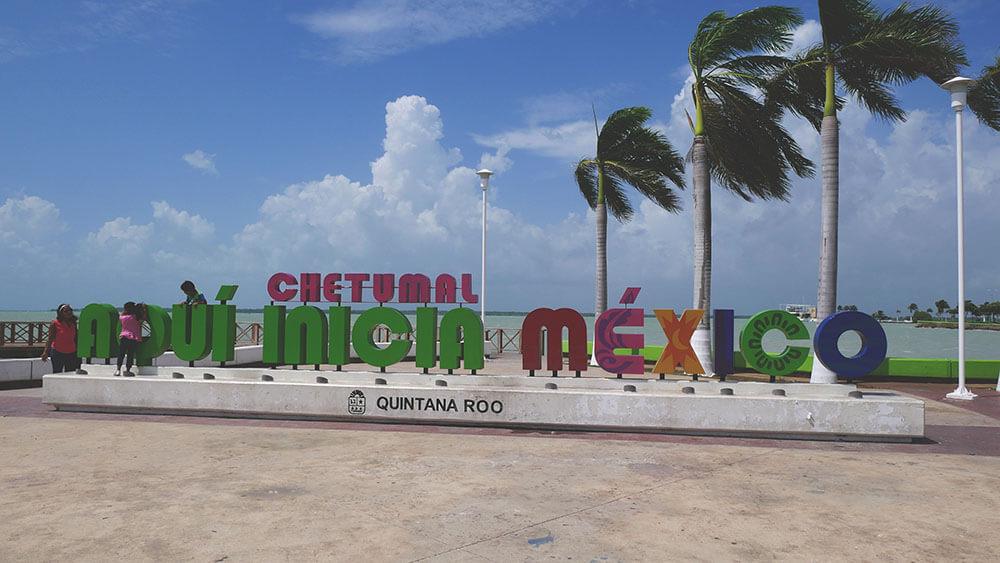 Chetumal-witamy-w-Meksyku