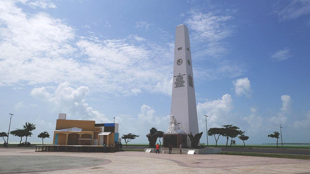 Chetumal-wieża