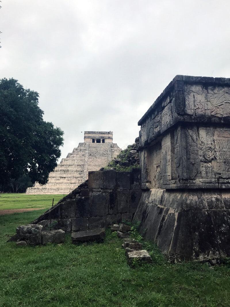 Piramida-zwiedzanie