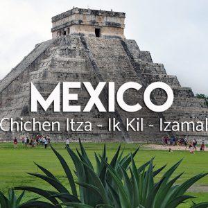 Relacja wideo z Meksyku - piramida majów