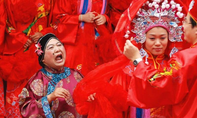Chiny tradycja slub zwyczaje