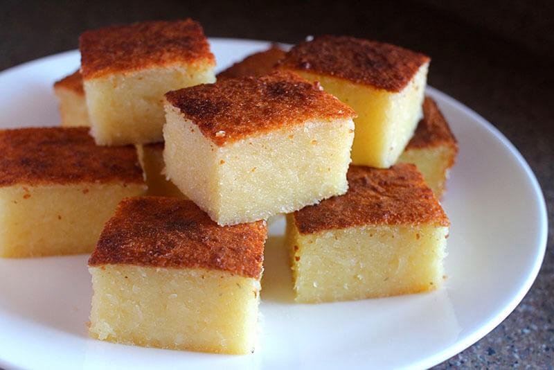 Ciasto fasolowe - Da Lat Wietnam
