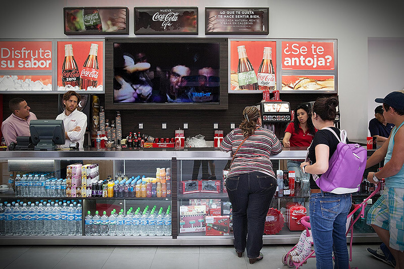 Coca-Cola w Meksyku