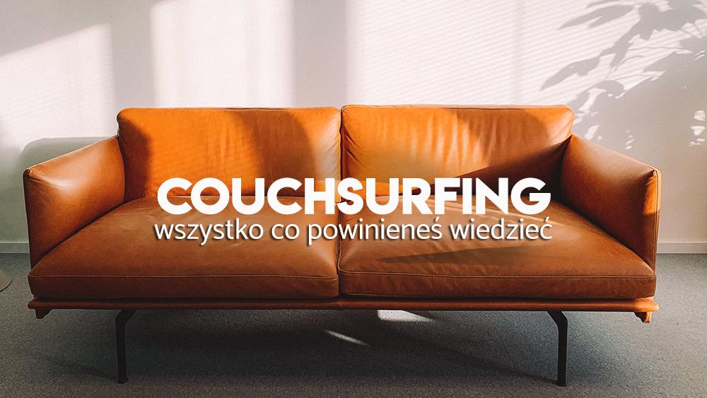 couchsurfing - instrukcja