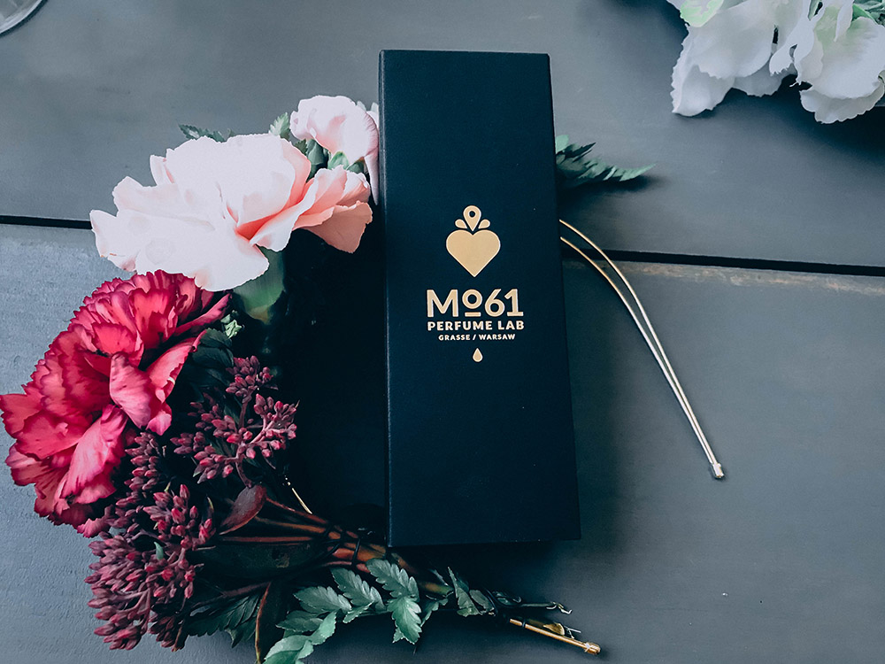 perfumy w Mo61 warsztaty