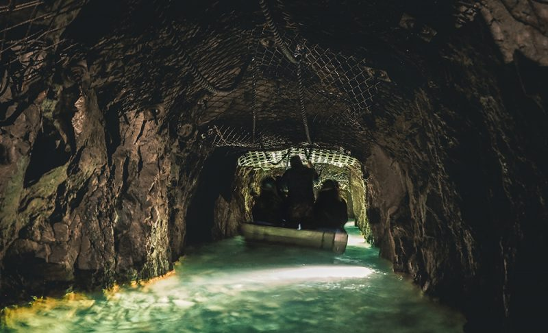 kompleks osówka - podziemne miasto hitlera