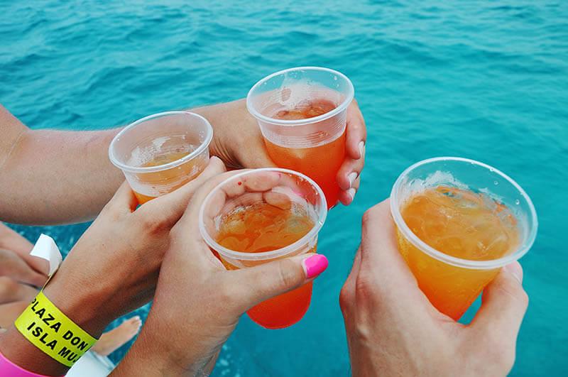 drinki na statku