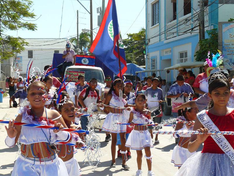 Belize-karnawal