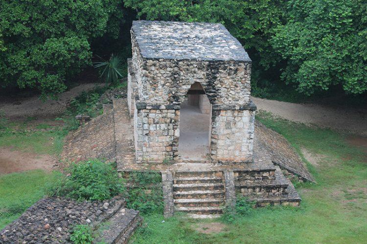 Budowle Majów Ek Balam