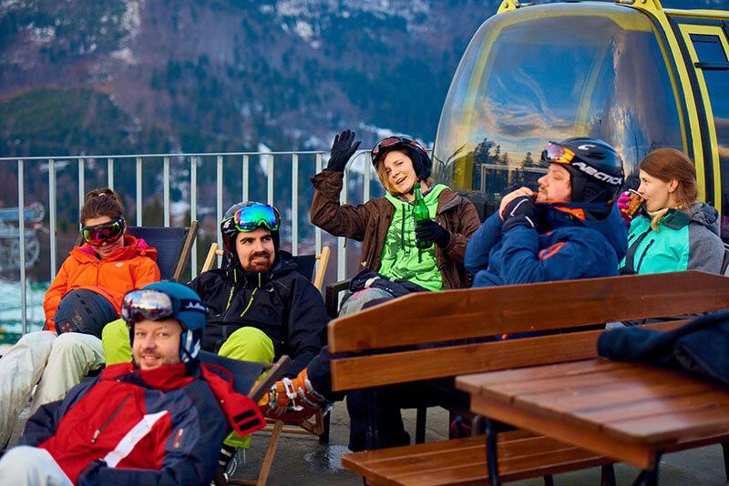 Trasy narciarskie w Szczyrku