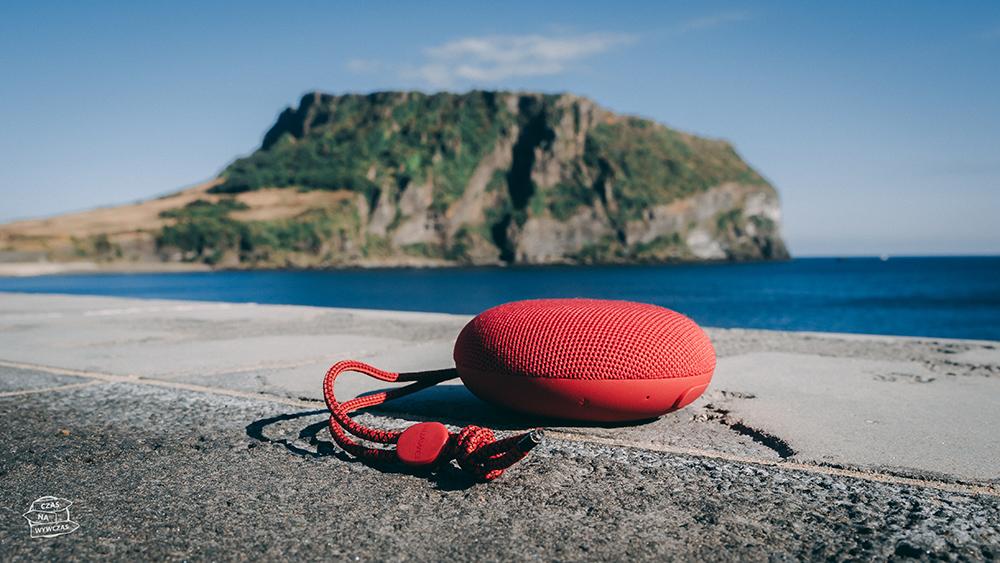 głośnik bezprzewodowy - prezent dla podróżnika