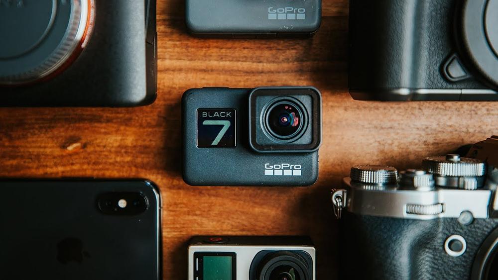 prezent dla podróżnika - kamerka gopro HERO